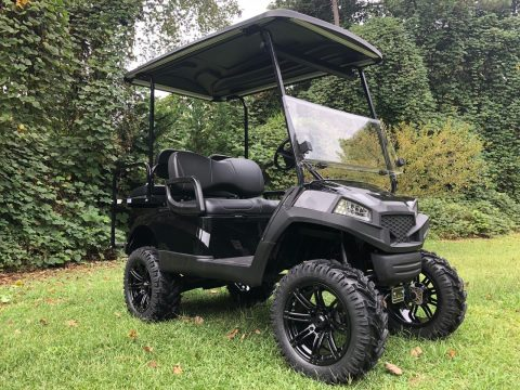 new parts lifted 2015 Yamaha Drive G29 Golf Cart for sale