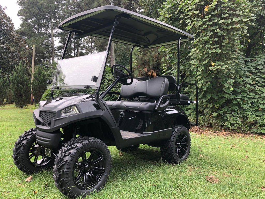 new parts lifted 2015 Yamaha Drive G29 Golf Cart