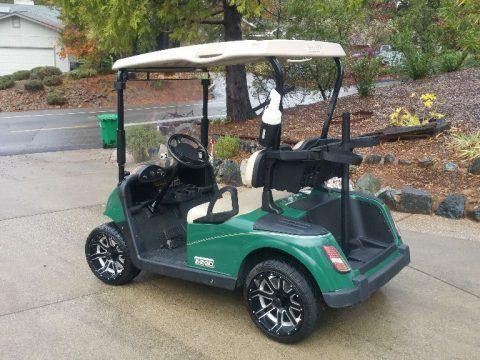 nice 2015 EZGO golf cart for sale