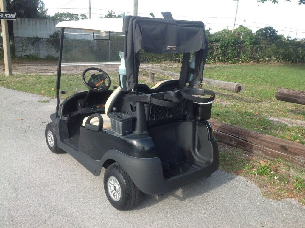 nice 2016 Club Car Precedent golf cart