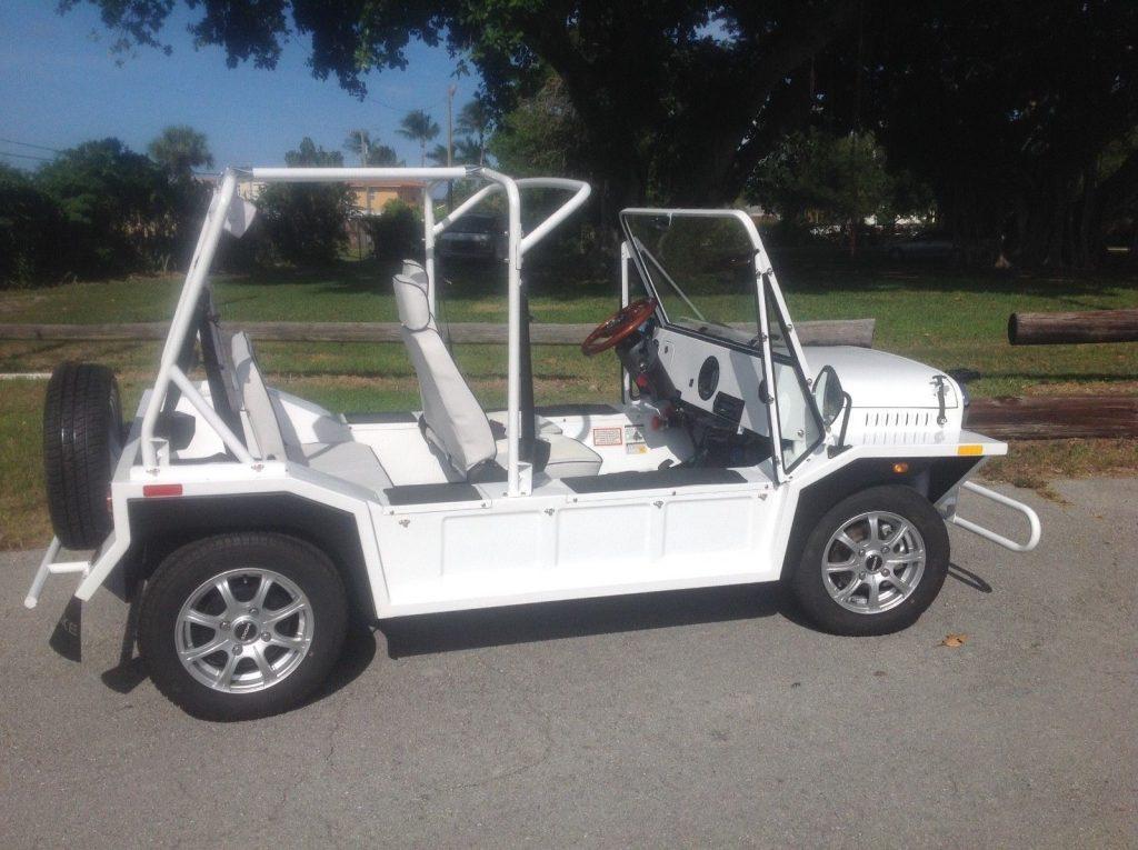 custom 2017 Acg Mini Moke Golf Cart