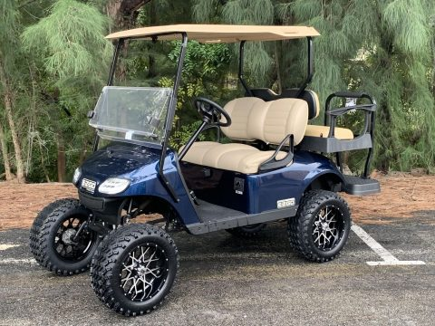 great shape 2017 EZGO limited golf cart for sale