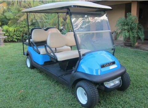 new parts 2017 Club Car Precedent golf cart for sale