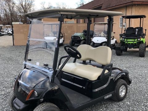 beautiful 2018 Yamaha Drive 2 gas golf cart for sale