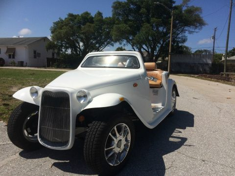 custom 2018 Acg California Roadster Golf Cart for sale