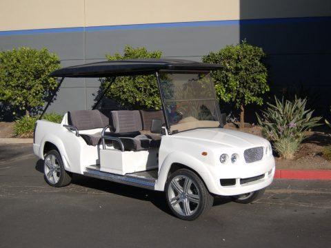 custom 2018 Bentley Luxury Golf Cart Car for sale