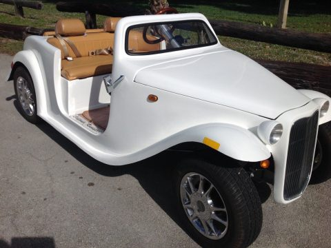 custom body 2018 acg California Roadster Golf Cart for sale