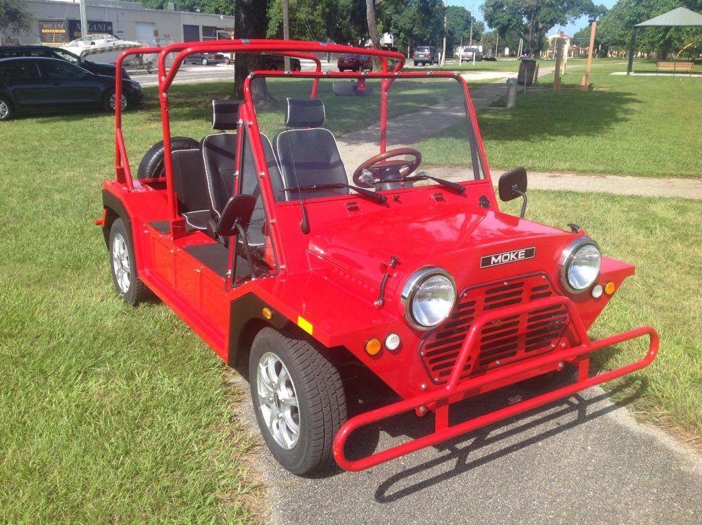 custom body 2018 Acg Mini Moke Golf Cart