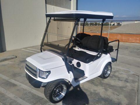 custom wheels 2018 Club Car Precedent golf cart for sale
