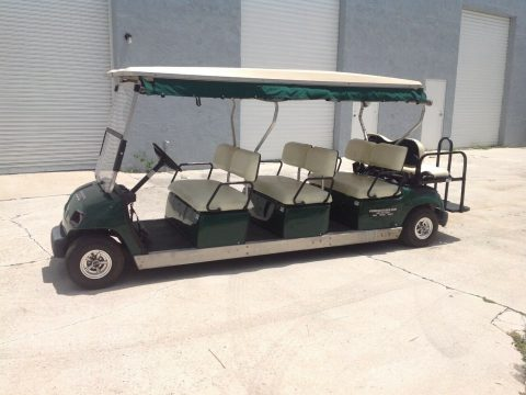 great driver 2008 Yamaha G22 golf cart for sale
