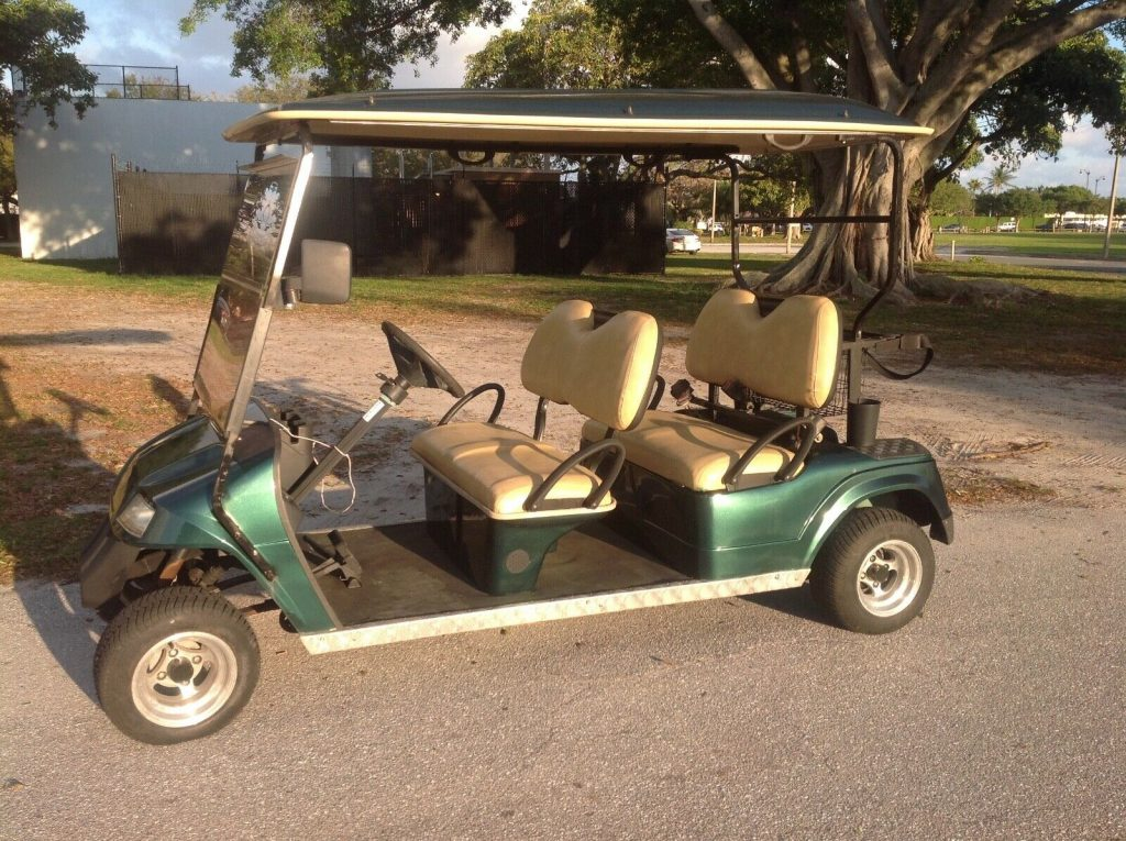 great shape 2008 Star EV golf cart