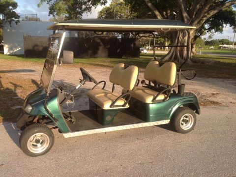great shape 2008 Star EV golf cart for sale
