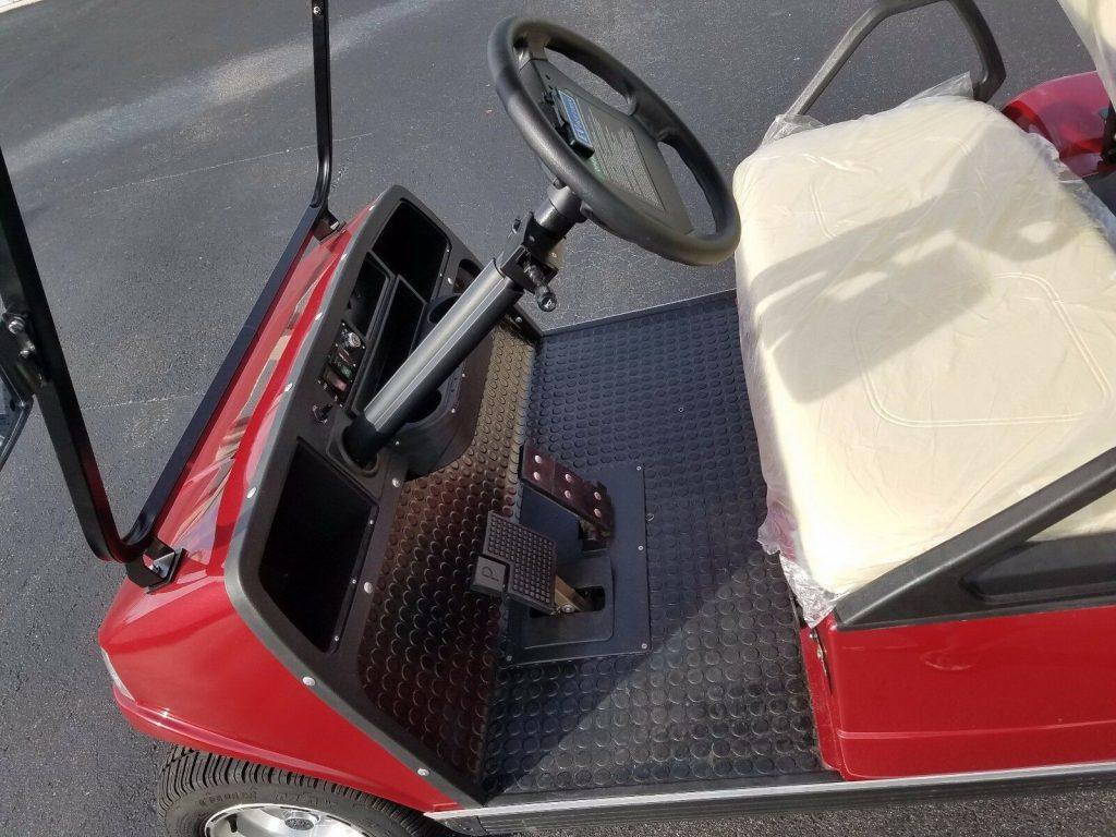 New 2018 Evolution EV Golf Cart
