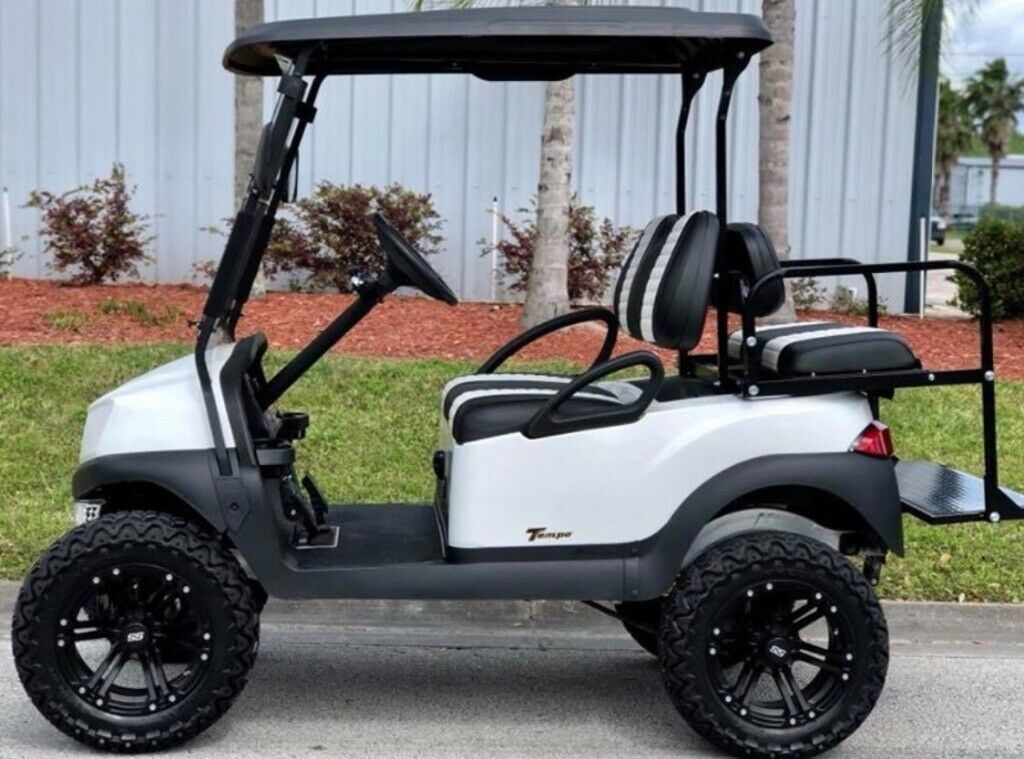 new 2019 Club Car golf cart