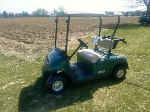 nice 2008 EZGO RXV Electric golf cart for sale