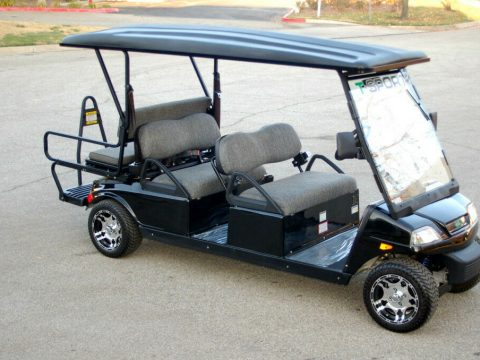 stretched 2018 Acg T Sport Limo Golf Cart for sale