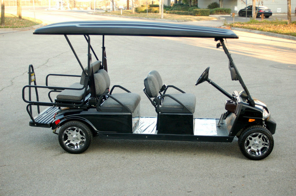 stretched 2018 Acg T Sport Limo Golf Cart