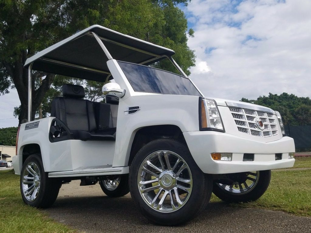 custom 2015 ACG Golf Cart