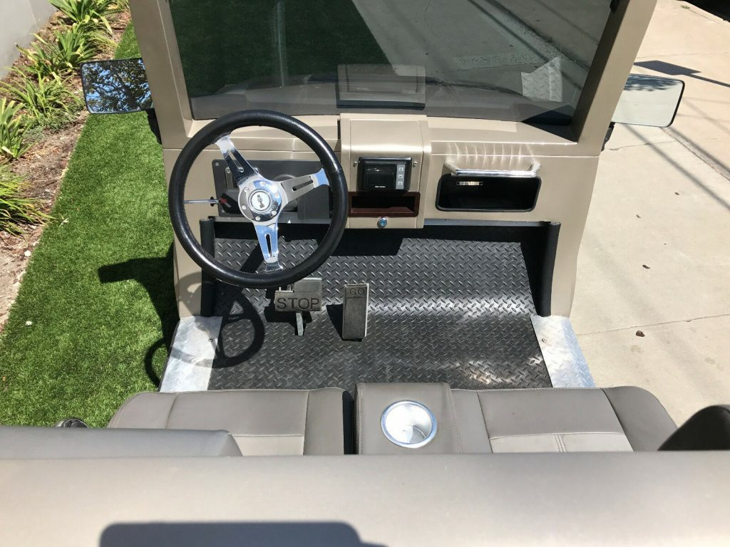 custom bodied 2015 ACG Golf Cart