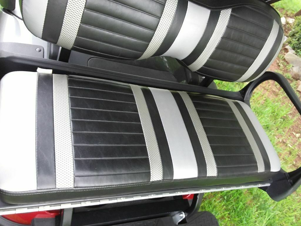 Customized 2011 EZGO Electric Golf Cart