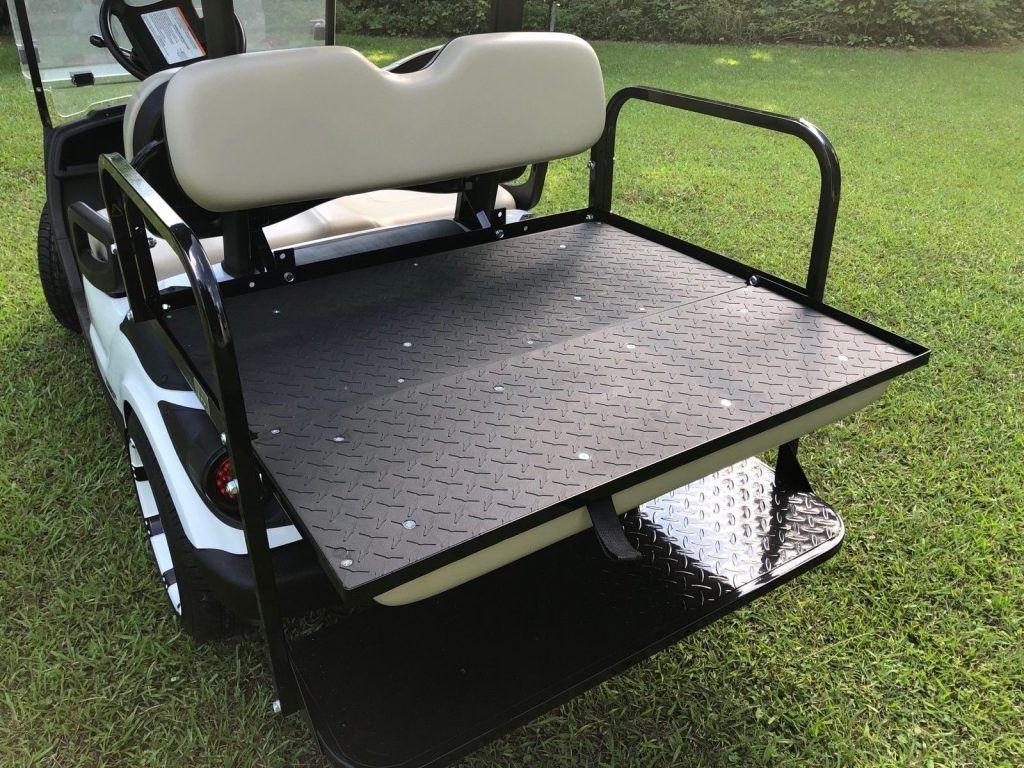 Fuel Injected 2014 Yamaha G 29 Drive Golf Cart