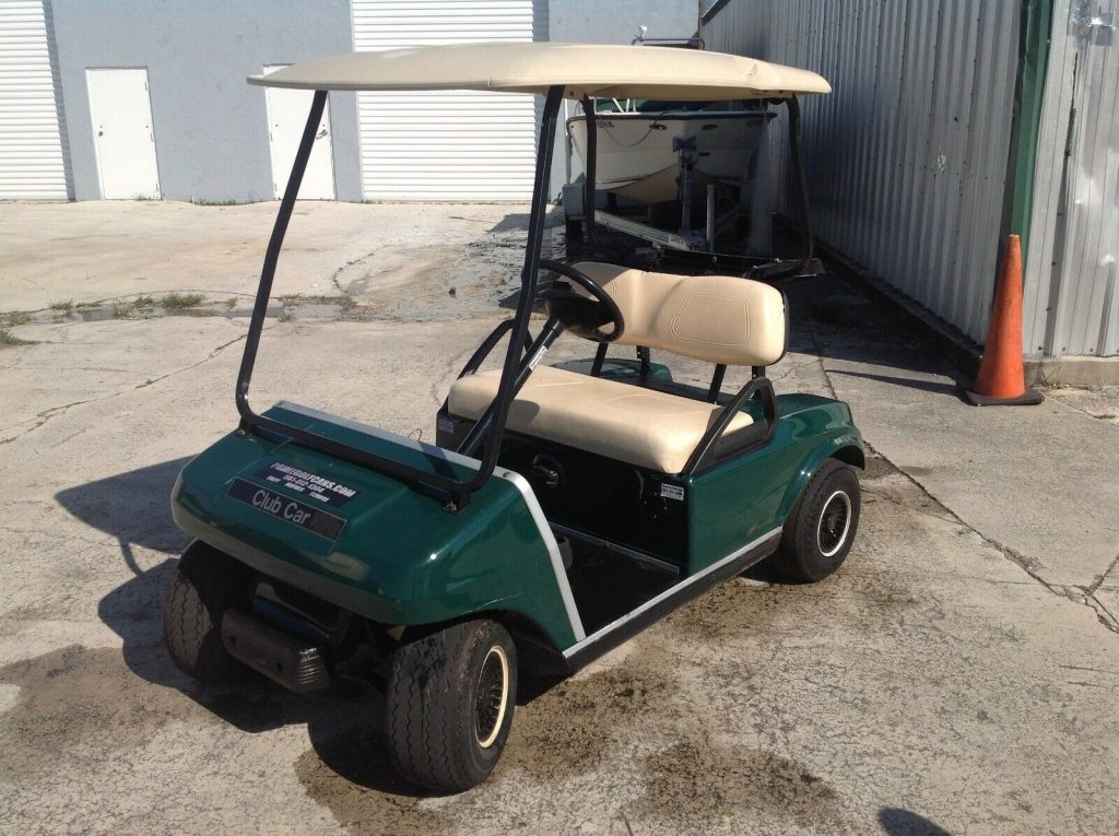 good shape 2011 Club Car golf cart