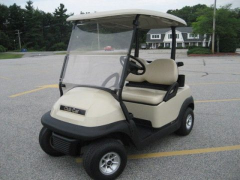 good shape  2013 Club Car Precedent golf cart for sale
