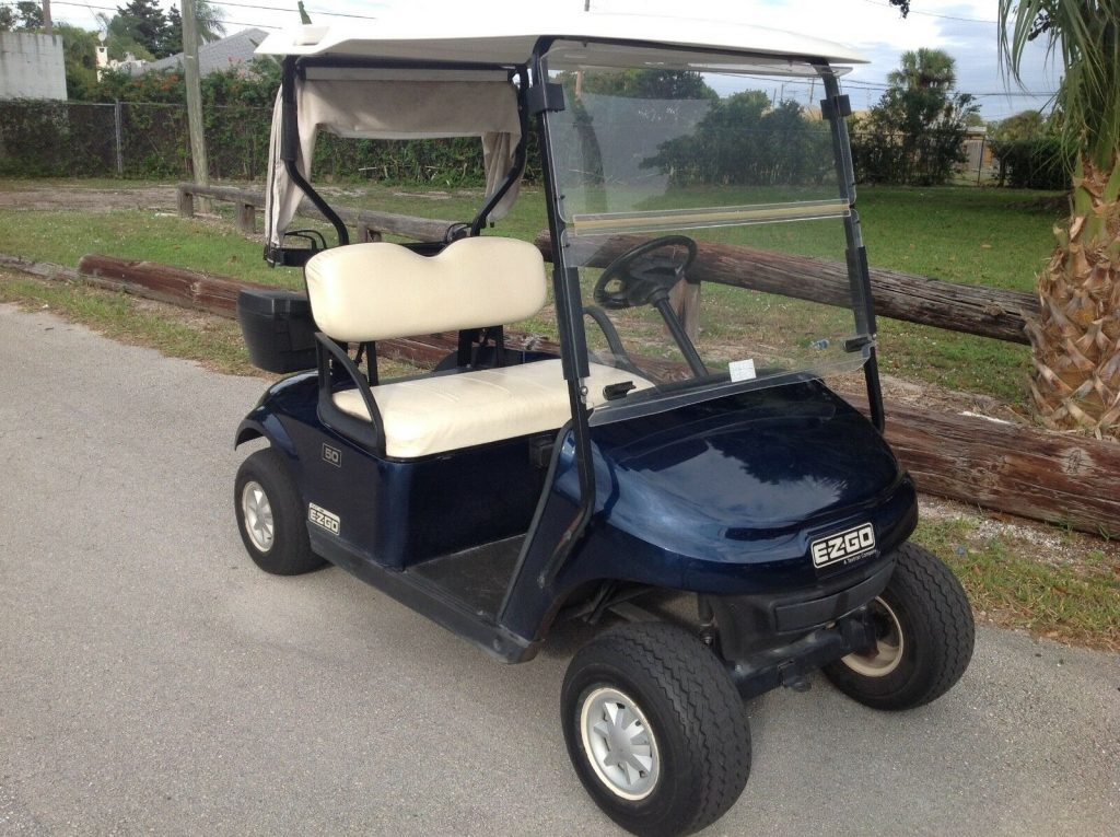 good shape 2015 EZGO golf cart