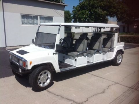 great shape 2015 ACG limousine Golf Cart for sale