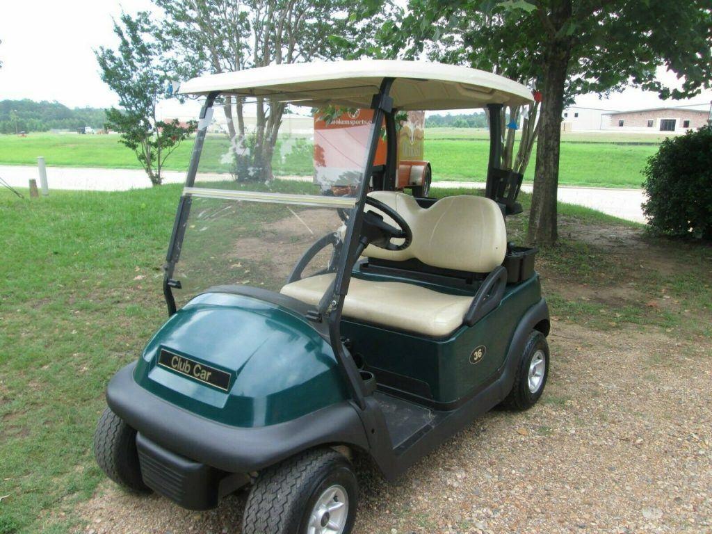 great shape 2015 Club Car Precedent Golf Cart