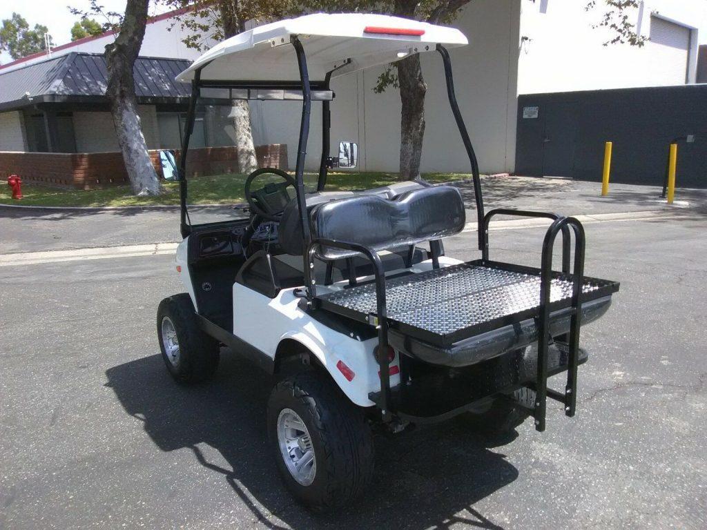 lifted 2015 ACG Golf Cart