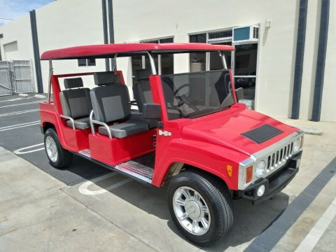 limousine 2015 Acg Hummer Golf Cart for sale