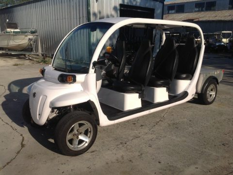 limousine 2015 Chrysler Gem E6 GOLF CART for sale