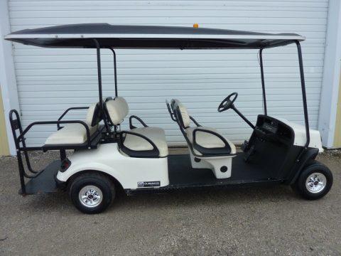 new batteries 2014 Cushman Shuttle 6 Passenger Golf Cart for sale