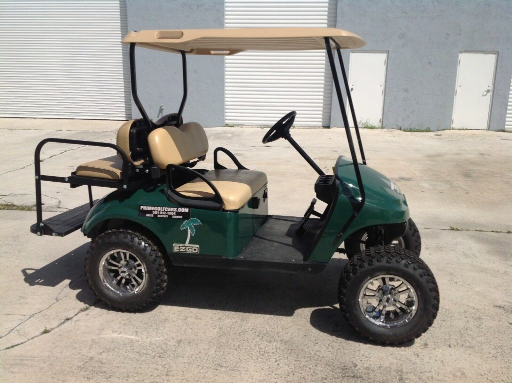 new parts 2015 EZGO golf cart