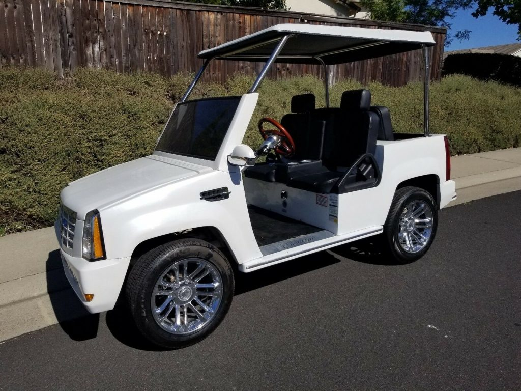 nicely equipped 2015 Acg Golf Cart