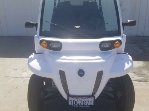 ready to go 2015 Polaris Gem E6 Utility GOLF CART for sale