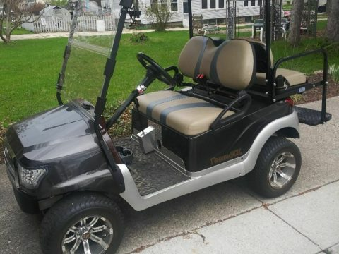 restored 2013 Club Car golf cart for sale