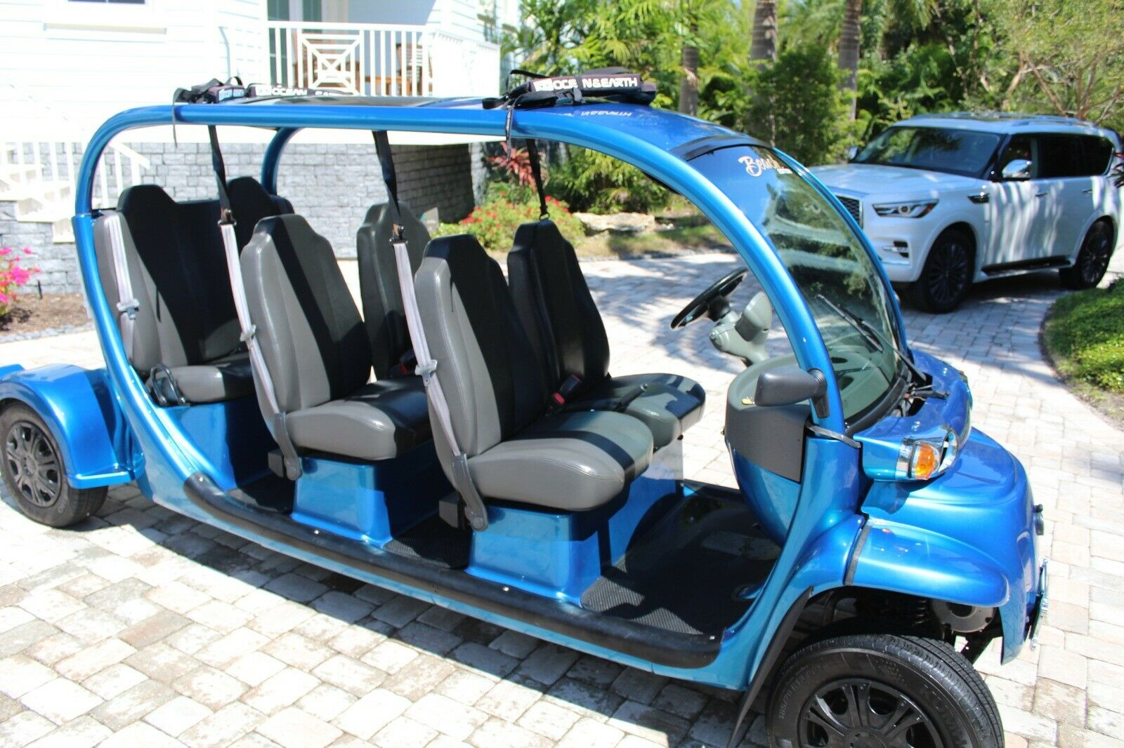 Polaris Gem For Sale >> Unique and Totally Custom 2011 GEM golf cart for sale
