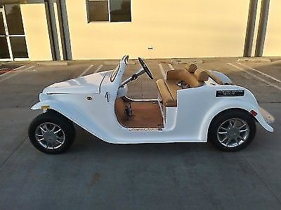 great shape 2016 ACG California Roadster Golf Cart