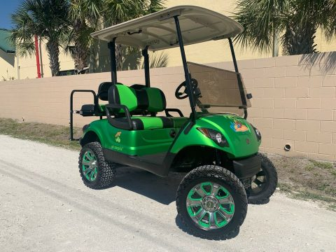 runs perfect 2015 Yamaha Golf Cart for sale