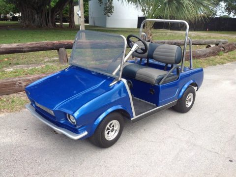 custom bodied 2010 Club Car golf cart for sale