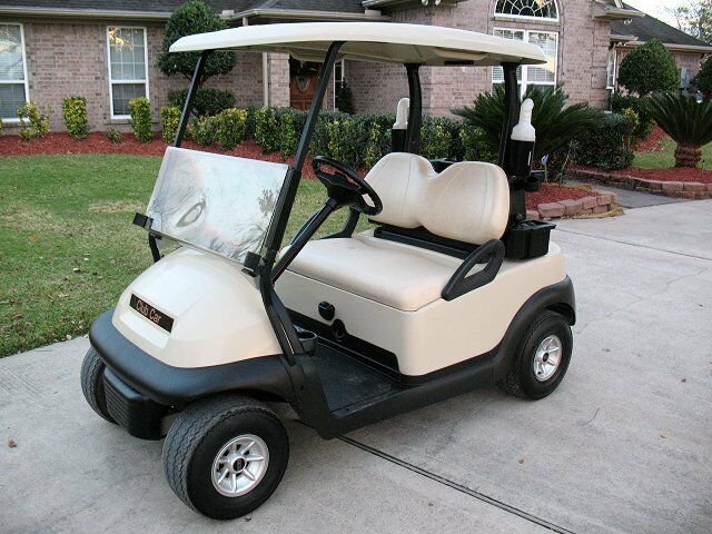 good shape 2013 Club Car Precedent golf cart