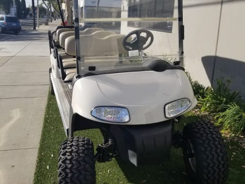 Lifted 2010 EZGO RXV Golf Cart for sale