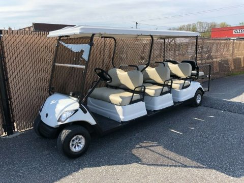 limousine 2013 Yamaha golf cart for sale