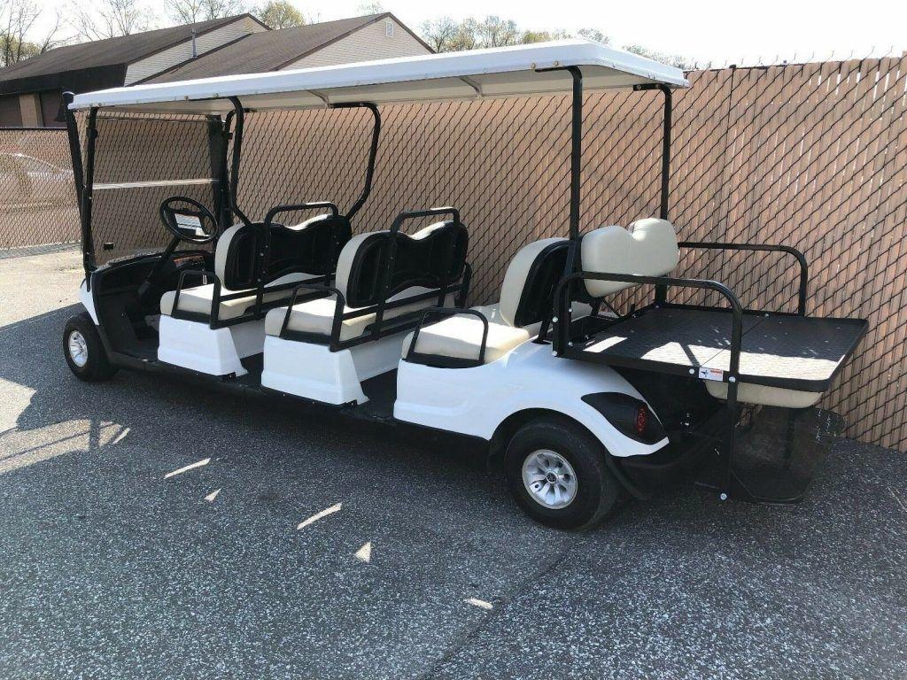 limousine 2013 Yamaha golf cart