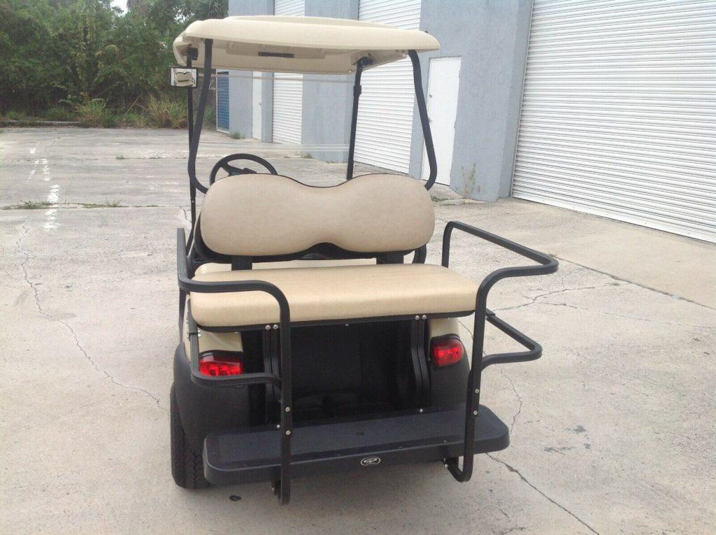 new batteries 2010 Club Car Precedent Golf Cart