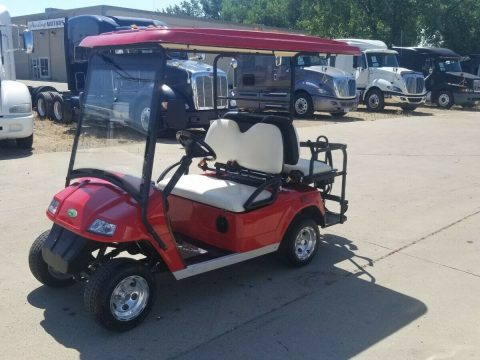 New Batteries 2010 Zone Electric Golf Cart for sale