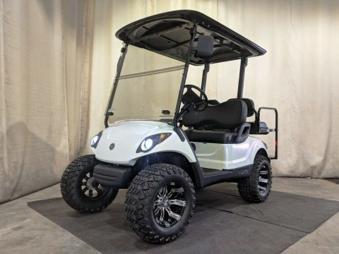 Solar Panel 2013 Yamaha Drive Golf Cart for sale