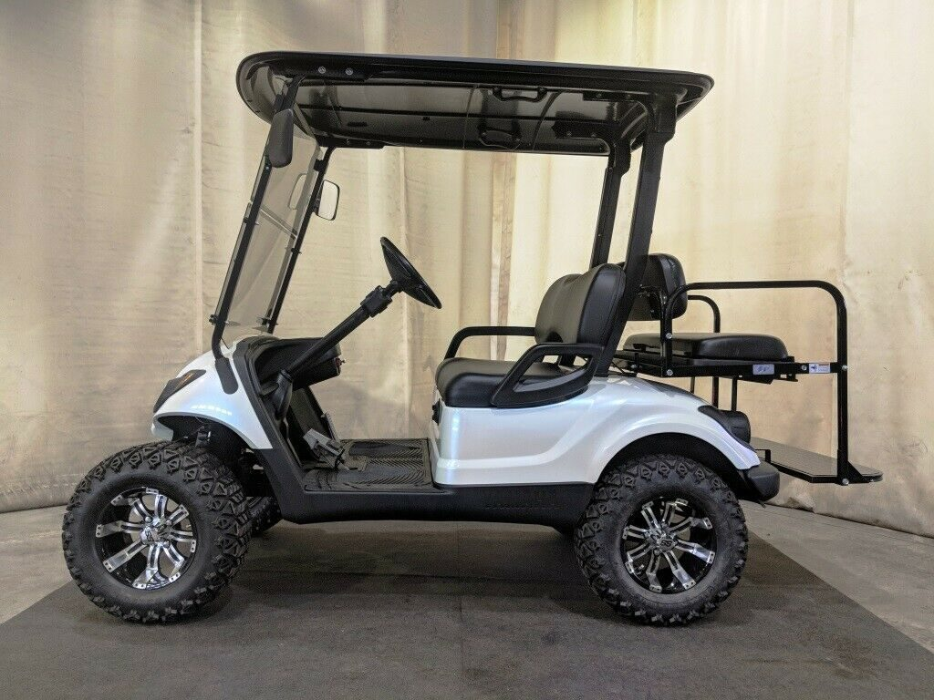 Solar Panel 2013 Yamaha Drive Golf Cart